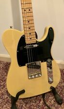 Fender 2017 American Series Telecaster-Vintage Blond (Made in America)