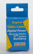NEW Canon BP-511A Lithium-Ion Battery Pack
