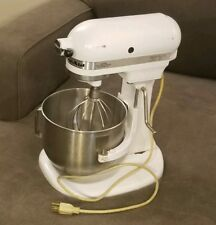 KitchenAid Mixer model K5SS with bowl and whisk 3 piece