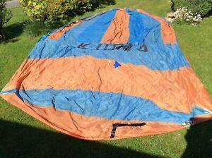 Fireball Sailing dinghy Jack Holt Spinnaker Beach hut Sunshade play parachute ?