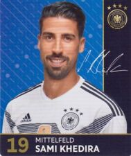 Rewe DFB Cartes de collection football coupe du monde 2018 RUSSIA Nº 5 Jerome Boateng IMAGE article neuf