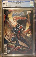 King In Black: Gwenom Vs Carnage #1  Marvel Comics  1st Print  CGC 9.8   3/21