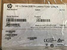 NEW JC609A JC609-61101 HP A-Series 2GB registered DDR SDRAM 12500 MAIN PROC UNIT