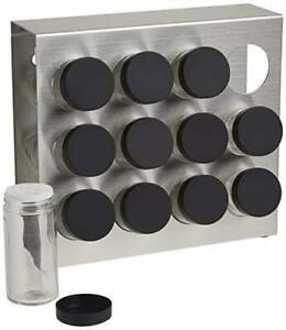 Prodyne Stainless Steel Spice Rack