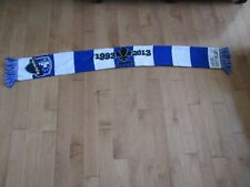 MONTREAL IMPACT SCARF IMFC SEASON 1993 2013 SEASON TICKET HOLDER SOCCER MLS