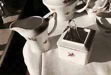 Sorau Porzellan Asroria Kaffee-/Teeservice für 13 Personen • 1920-1940 Art Deko
