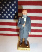 "PRESIDENT RUTHERFORD B. HAYES Vintage 1960s Marx Presidents 2.5"" Figure"