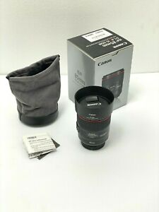 CANON EF 85MM F/1.4 IS USM