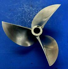Mercury Mini Cleaver 3 Blade 10 X 17P Left hand