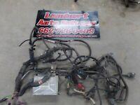 2004 Chevy Gmc  Lsx ENGINE WIRE HARNESS 4.8 5.3 6.0 4SPD 2WD AUTO, FBW.  YFKD