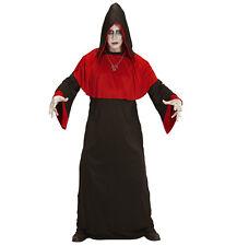 Doomsday Demon Robe mit Kapuze Kostüm Verkleidung Halloween Karneval Größe XL