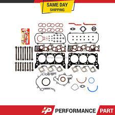 Full Gasket Set Head Bolts for 97-98 Ford E150 E250 F150 V6 4.2L VIN 2 OHV