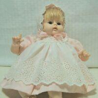 "Madame Alexander Vintage 1965 Baby Mcguffey 15"" Wears all Original clothes"