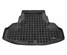 TAILORED RUBBER BOOT LINER MAT TRAY Honda Accord 4D Saloon since 2008