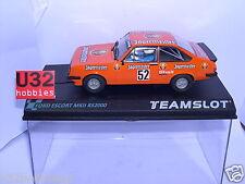 TEAM SLOT 12704 FORD ESCORT MKII RS2000  #52 AUERBERG '81 KETTERER MB