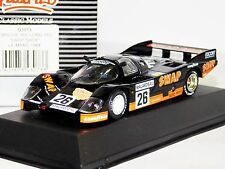 PORSCHE 956 LONG TAIL SWAP LE MANS 1984  QUARTZO Q3073 1:43