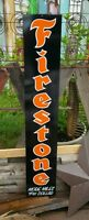 """Antique Style Firestone Sign Vintage Look 48""""! FREE SHIPPING"""