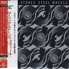 The Rolling Stones - Steel Wheels+++Platinum SHM CD Japan+UICY-40162++NEU+++OVP