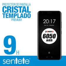 Sentete® Ulefone Power 2 Protector de Pantalla de Cristal Templado PREMIUM