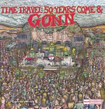 "GONN Time Travel 50 Years Come & Gonn 2x12"" Vinyl RSD Black Friday 2016 LTD NEW!"