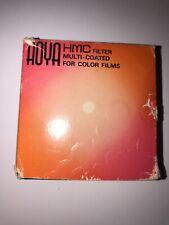 Hoya HMC Filter - Multi-Coated For Color Films - 49.0 Skylight Blue 1B