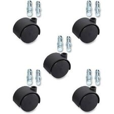 """Bird Cage Replacement 2"""" Caster Wheels for Medium Size Bird Cages - Set of 4"""