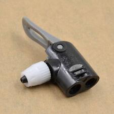 Bike Bicycle Tyre Tyre Pump Adapter Valve Pump Dual Head Presta Schrader 1pc New