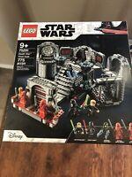 LEGO Star Wars75291Return Of The Jedi Death Star Final Duel Building Set