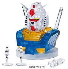 Beverly Gundam 55 Piece Crystal 3D Puzzle