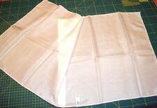 White Pure silk Habotai 8mm cushion cover 40 cms x 40 cms