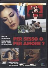 Per sesso o per amore - DVD EDITORIALE USATO OTTIME CONDIZIONI