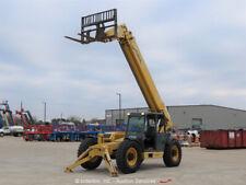 2013 Gehl Dl11-55H 55' 11,000Lb Telescopic Reach Forklift Aux Hyd bidadoo