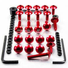 42299: PRO-BOLT Kit tornillos de carenado  Aluminio rojo Bandit 1250 07-09