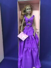 PARADISE GALLERIES DOLL, VALENTINA, 17 IN. BUTTERFLY RING, TAG. NRFB.  2003.