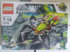 Lego 70706 Galaxy Squad Crater Creeper Brand New Sealed