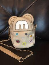 Disney Leather Gold Chain Shoulder Bag