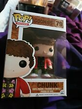 """The Goonies 3.75"""" Pop Movies Vinyl Figure: Chunk  RARE AND VAULTED"""
