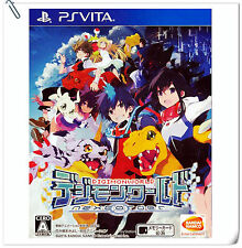 PSV Digimon World: Next Order JP/ 數碼暴龍世界 新秩序 中文 SONY VITA Bandai Namco RPG GAMES