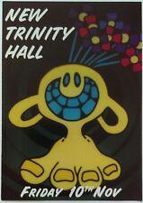 Big Love ~ Happy Hardcore Mayhem @ Trinity Hall, Bristol. 10/11/95 Rave Flyers