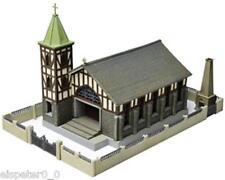 FALLER/tomytec 975798 piste N, église st. James, mondes miniatures 1:160