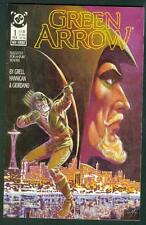 Green Arrow #1 (DC comic 1988) Oliver Queen- TV Show VF