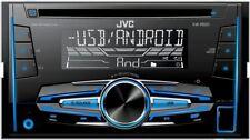 JVC Autoradio KW-R520E-CD-Receiver mit Front-USB/AUX-Eingang