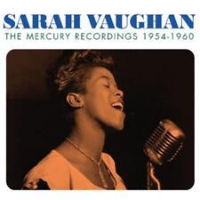 Mercury Recordings von Sarah Vaughan (2014), Neu OVP, 3 CD Set