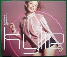 Kylie Spinning Around CD1 Enhanced CD Single