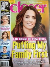 Duchess KATE Closer Magazine July 2016 BOGIE & BACALL Florence Henderson