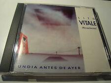 RAR CD. LITO VITALE. UN DIA ANTES DE AYER. EN ESPAÑOL. 1991. MADE IN USA