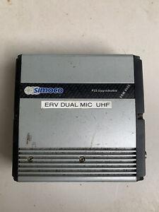 Simoco SRM9000 TU Band UHF 400-480MHz Radio Transceiver