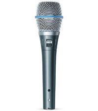 Shure BETA87C Vocal Microphone Cardioid Condenser Mic Beta 87 C