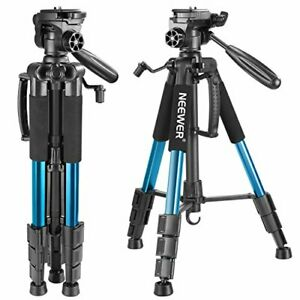 Neewer SAB234 tripod portable aluminum alloy 142cm load with a rotating cloud