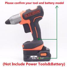 RIDGID&AEG 18V/20V Li-ion Battery to Black&Decker/STANLEY 18V Batteries Adapter